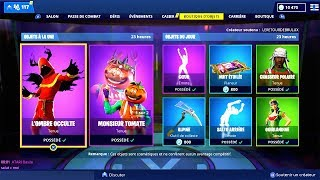 store FORTNITE of December 28, 2018! ITEM SHOP December 28 2018