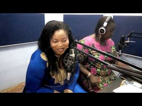 Busola Oke Eleyele features Olayemi Ajide Olayinka. You'll enjoy this collabo