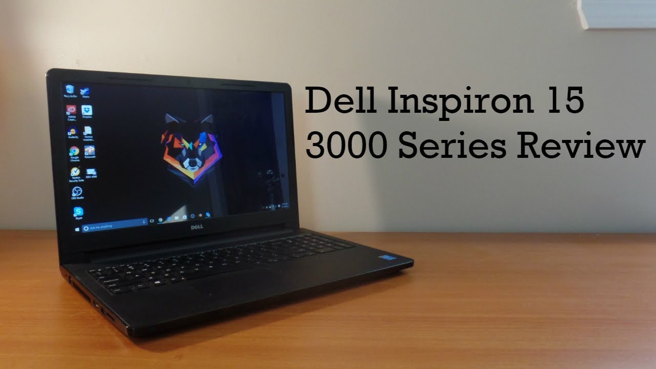 531608f02 Dell Inspiron 15 3567 Unboxing   Review