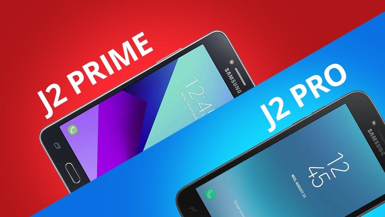 Comparativo | Galaxy J2 Prime vs Galaxy J2 Pro - Vídeos