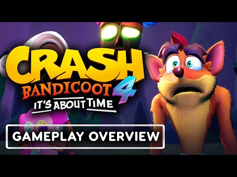 Crash Bandicoot 4: It's About Time – Gameplay Overview Trailer | State of Play 2020