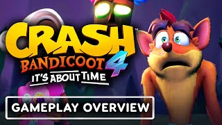 Crash Bandicoot 4: It's About Time - Gameplay Overview Trailer | State of Play 2020