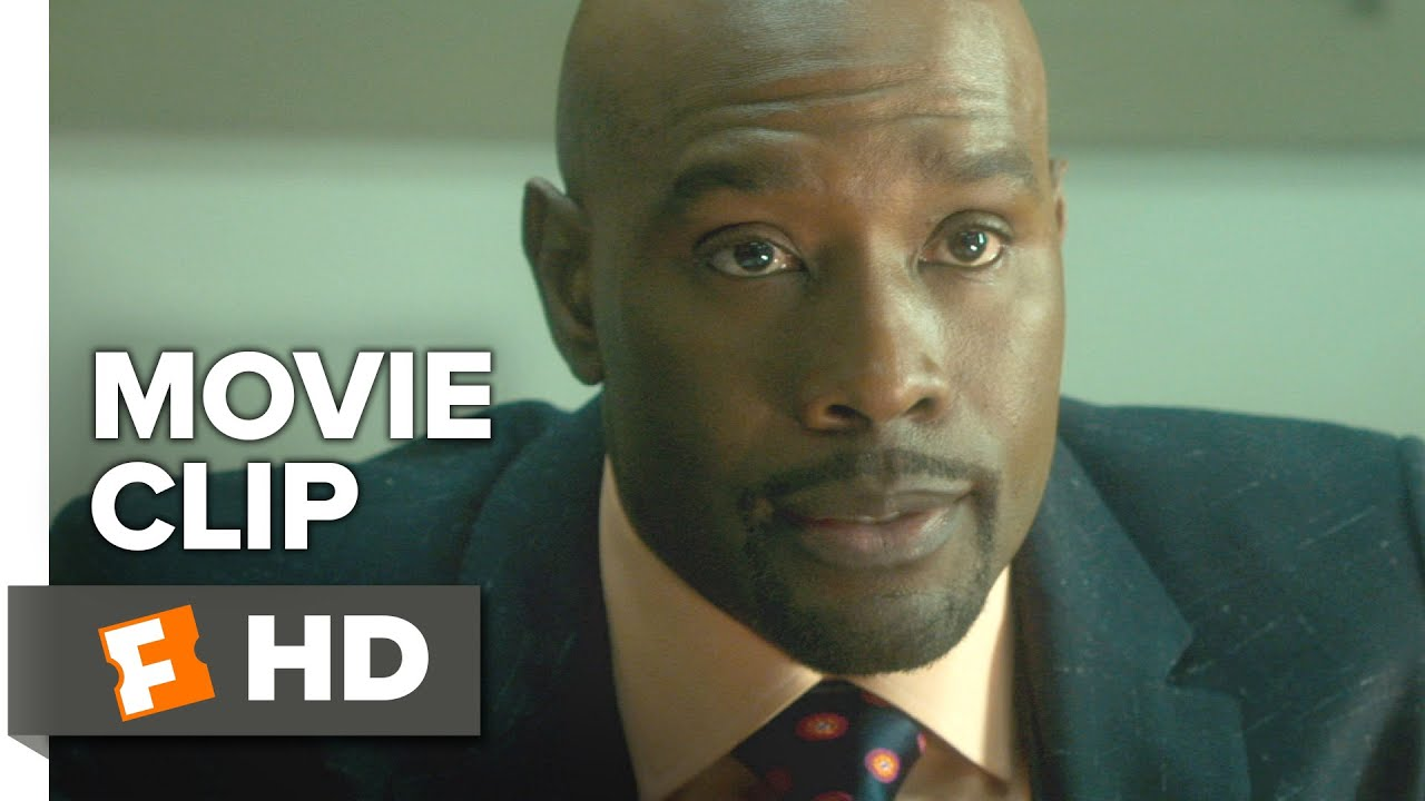 Download When the Bough Breaks Movie CLIP - Stay Away from Anna (2016) - Morris Chestnut Movie