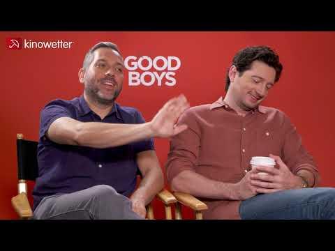 Interview Lee Eisenberg & Gene Stupnitsky GOOD BOYS