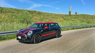 2017 MINI Clubman John Cooper Works All4 - Review