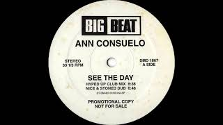 Baixar Ann Consuelo - See The Day (Hyped Up Club Mix) Big Beat Records 1992