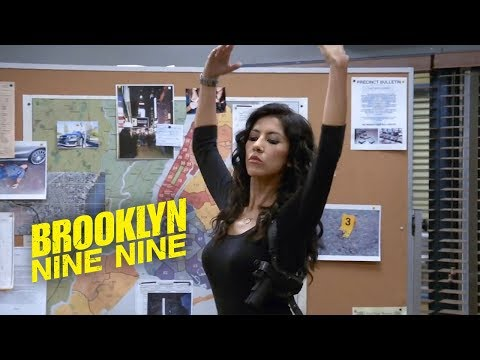 Rosa Does Ballet   Brooklyn Nine-Nine