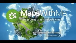 offline maps me offline map routing