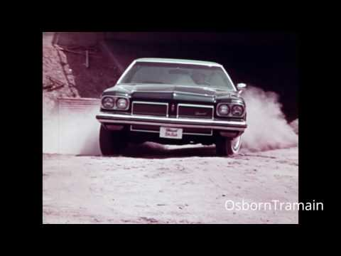 1973 Oldsmobile Delta 88 Commercial