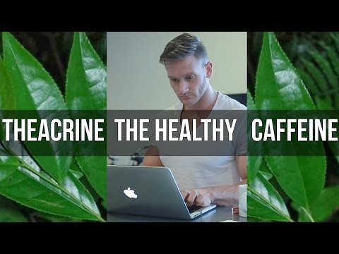 Caffeine Alternatives: Theacrine   Buzz Without the CrashThomas DeLauer