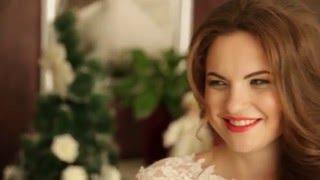 Свадебный образ Анастасии Антоненко.-