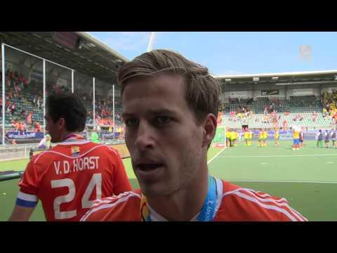 HCR-speler Jeroen Hertzberger over de verloren finale