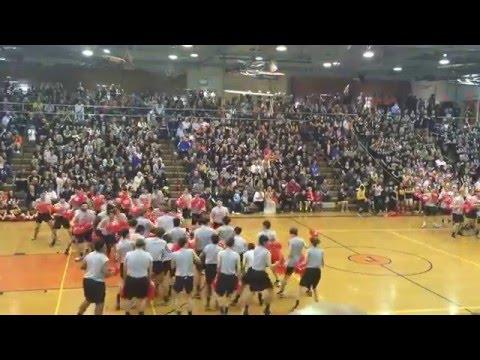 Pennsbury Sportsnite 2016 Rocky dance