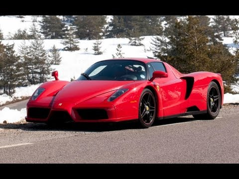 evo Diaries- Ferrari Enzo part 2 walk-round