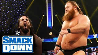 Otis vs. Seth Rollins - Survivor Series Qualifying Match: SmackDown, Nov. 6, 2020