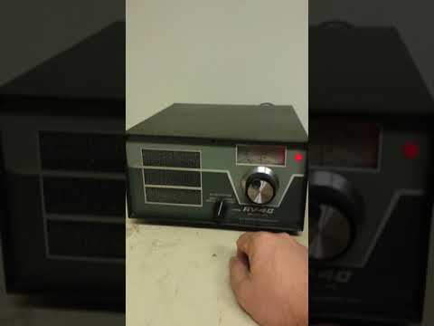 Drake Remote VFO Video