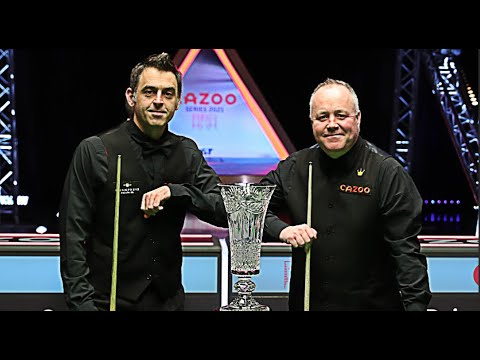 Higgins Produces Staggering Total Clearance | Cazoo Players Championship