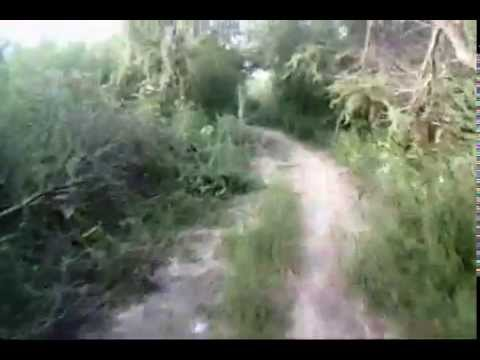 Matamoros Border MTB trail