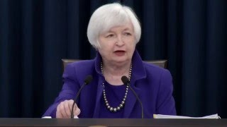 Press Conference with Chair of the FOMC, Janet L. Yellen