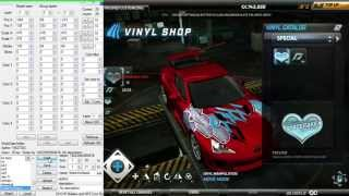 Repeat youtube video Need for Speed World Vinyl Manager: Stolen car