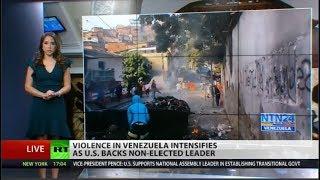 Caracas detains 27 members of National Guard