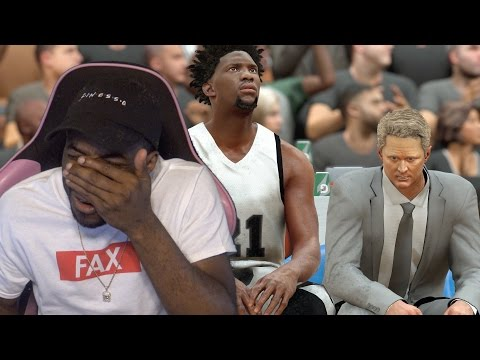 RISING STARS CHALLENGE! GET ME OFF THE BENCH COACH!! NBA 2k17 MyCareer