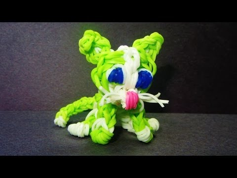 loom band animals instructions
