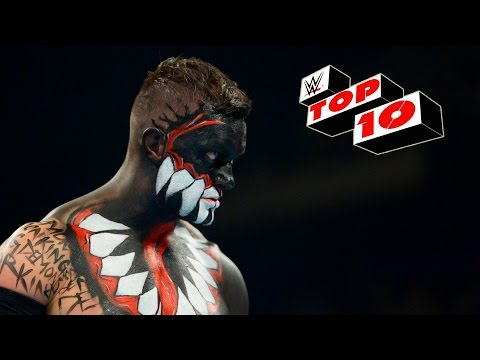 Thumbnail: Top 10 Raw moments: WWE Top 10, Aug. 15, 2016