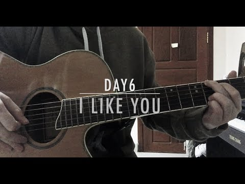 DAY6 – I LIKE YOU (좋아합니다) (ACOUSTIC COVER)