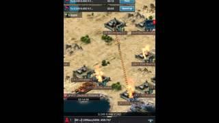 Mobile strike war rally