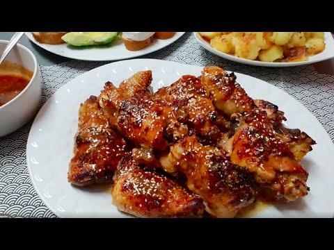 poulet-doré-et-caramélisé-un-pur-délice
