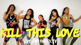 Kill This Love by BLACKPINK | Live Love Party™ | Zumba® | Dance Fitness