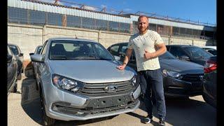 Готовим автомобиль для моего клиента с Саратовской области! Lada Granta 2020г.