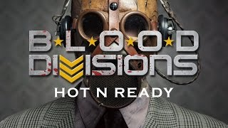 """Blood Divisions """"Hot n Ready"""" (UFO cover)"""