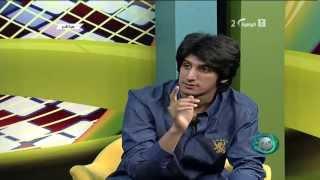نجم استار اكاديمي 9 عبدالله عبدالعزيز ضيف برنامج 3/3 الرياضية السعودية HD