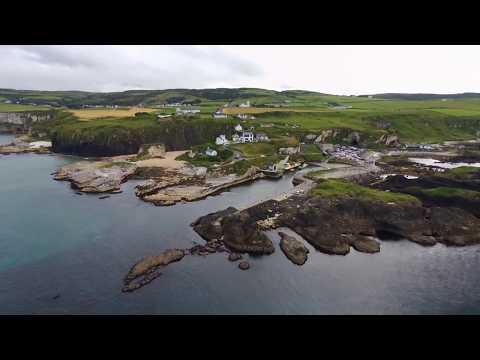 Northern Ireland - Ballintoy Harbour (Games of Thrones)