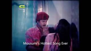 mousumi rubel hot song