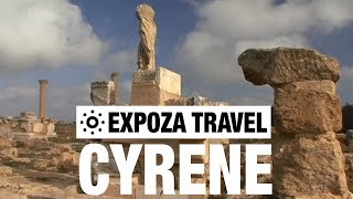 Cyrene (Libya) Vacation Travel Video Guide