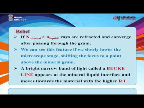 019  Optical Properties of Minerals (ES)