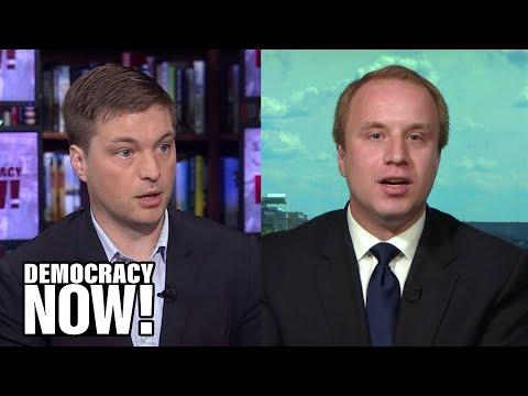 Debate: Should Obama Pardon NSA Whistleblower Edward Snowden?