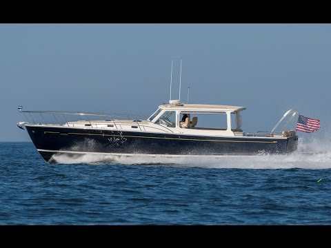 MJM Yachts 50z Performance
