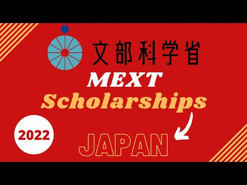 MEXT Scholarship 2022 | Step by Step Application Procedure | Japanese Government Scholarship