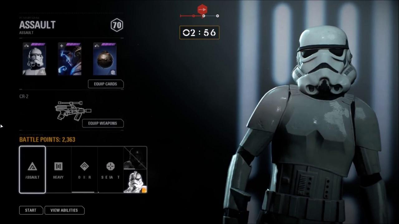 Star Wars Battlefront II - Extraction Kessel - leader board broken ...