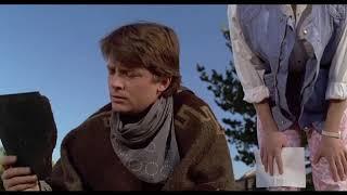 Финальная сцена  ... отрывок из фильма (Назад в будущее 3/Back to the Future 3)1990