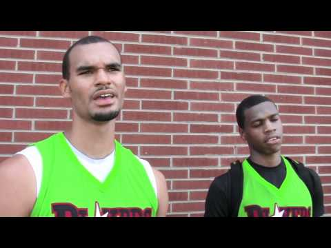 Highlights and Interview with Perry Ellis and Buddy Hield   Five-Star Basketball