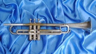 Review: Continental Clarion Trumpet, by Conn; 1920