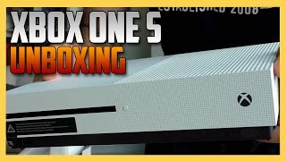 Unboxing the new Xbox One S  (2 Terabytes Version)(, 2016-08-02T18:21:15.000Z)