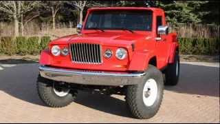 Jeep J 12 Concept 2012 Videos
