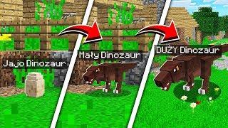 WYKLUWAM PIERWSZEGO DINOZAURA - Minecraft: Przygody z Flotharem #7