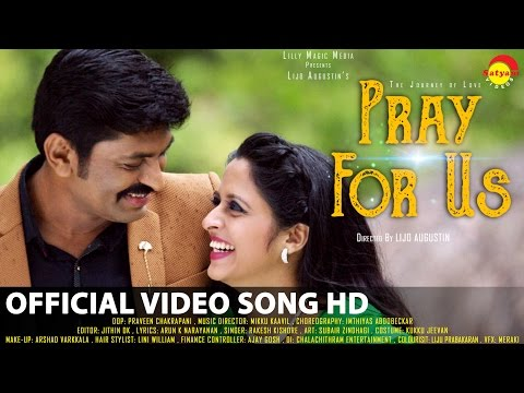 Pray For Us Malayalam Official Video Song...